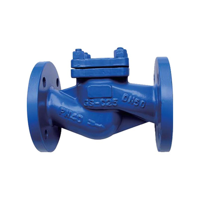 Lift Check Valve DIN3202 Cast Steel Pn40