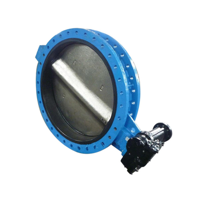 U Type Flange Butterfly Valve Cast Iron Pn16