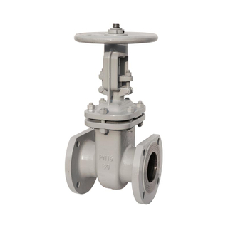 Industrial Gate Valve Carbon Steel PN16 PN40 WCB