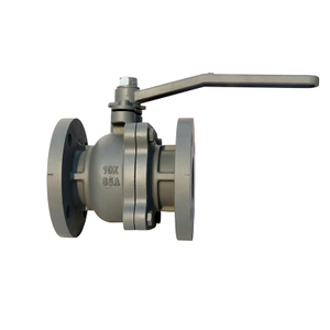 Flange Cast Iron Full Bore 10K Ball Valve