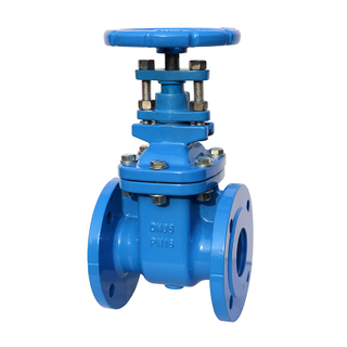 Industrial Gate Valve Cast Iron F5 Metal Seal