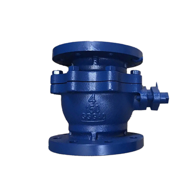 Flange Ball Valve ANSI Cast Iron 150LB RF