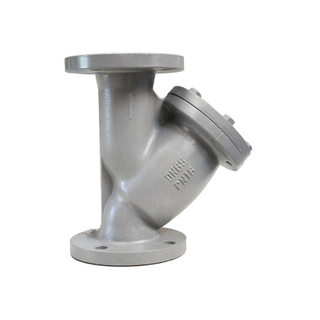 Y Strainer Flange BS4504 Cast Iron