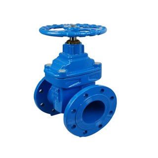 Resilient Seat Gate Valve DIN3352 F4 Non Rising Stem