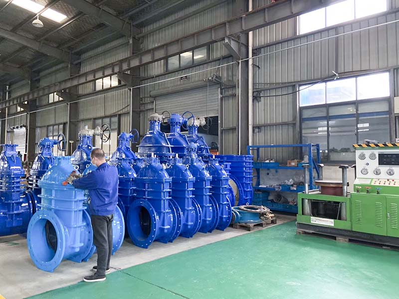 Our company is established in 2013 ,mainly producing cast iron valves .